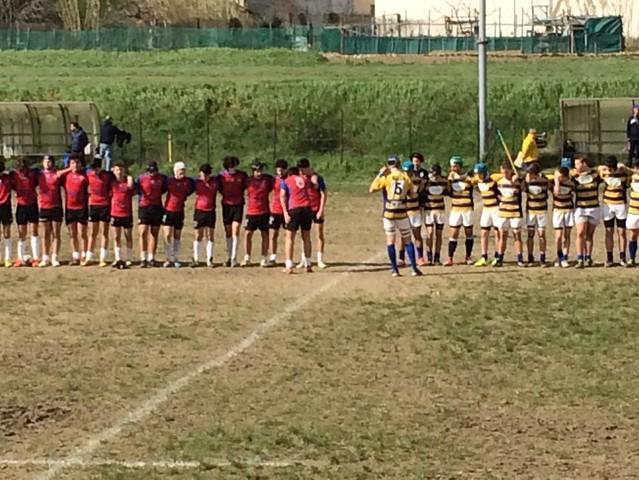 2015/16 - UNDER 16 - UR Prato Sesto vs RPFC