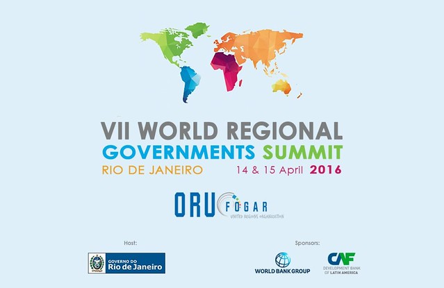 VII Cumbre Mundial Gobiernos Regionales
