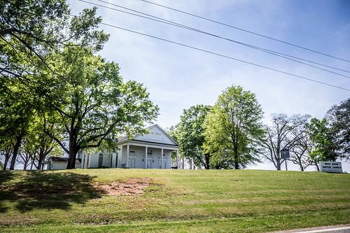 Bush River Baptist Church and Cemetery-049
