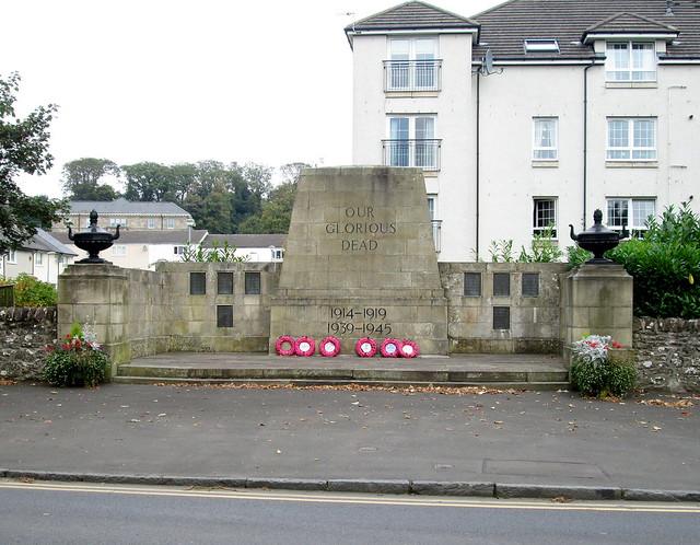Cardross War Memorial
