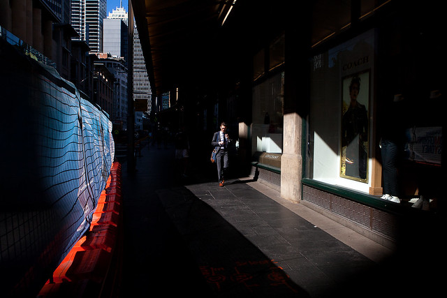 Adam Robert Young Street Photography Sydney