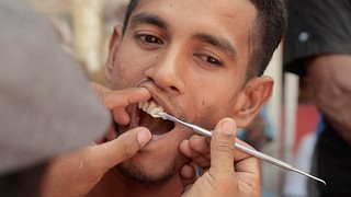 Dentist • The Dentist Will See You Now • Aceh • INDONESIA-7