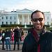 Nan at the White House by nan palmero