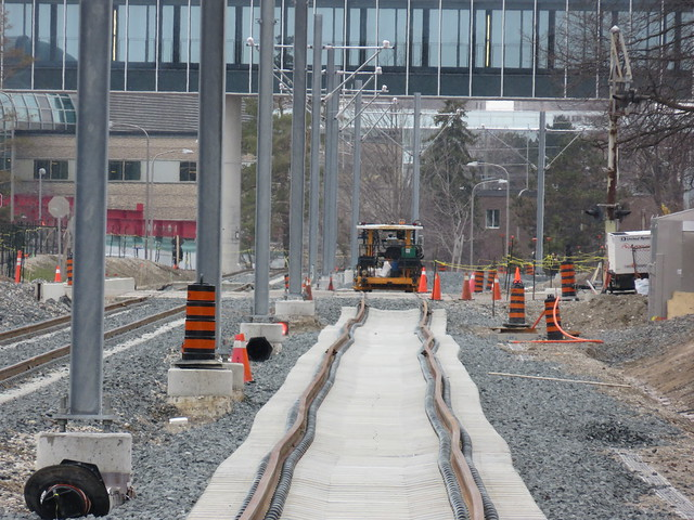 Building the LRT