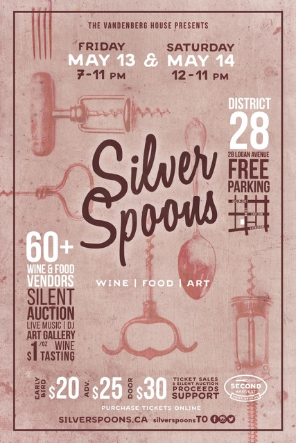 Silver Spoons 2016: Wine Tasting, Gourmet Food, Art Fair