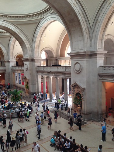 Metropolitan Museum, NYC aug2015. Nueva York
