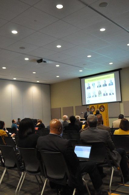 Presidential Search Open Forums: UMKC