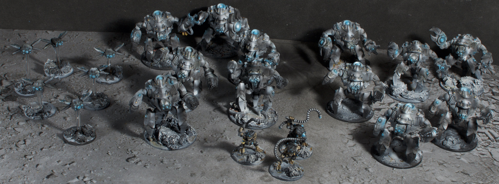 Ghar Army Group Shot