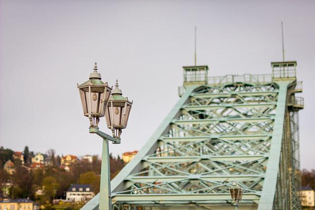 Loschwitz Bridge IV