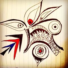 #doodle #india #love #diaries #wondering