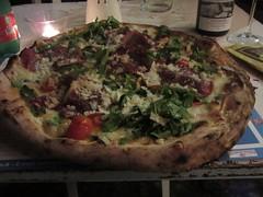 Pizza in Al Vicolo Pizza & Vino
