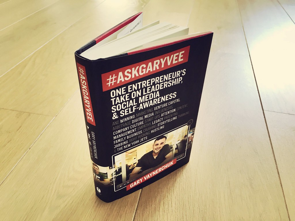 AskGaryVee by Gary Vaynerchuck book review