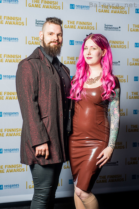 Finnish Game Awards arrivals 84