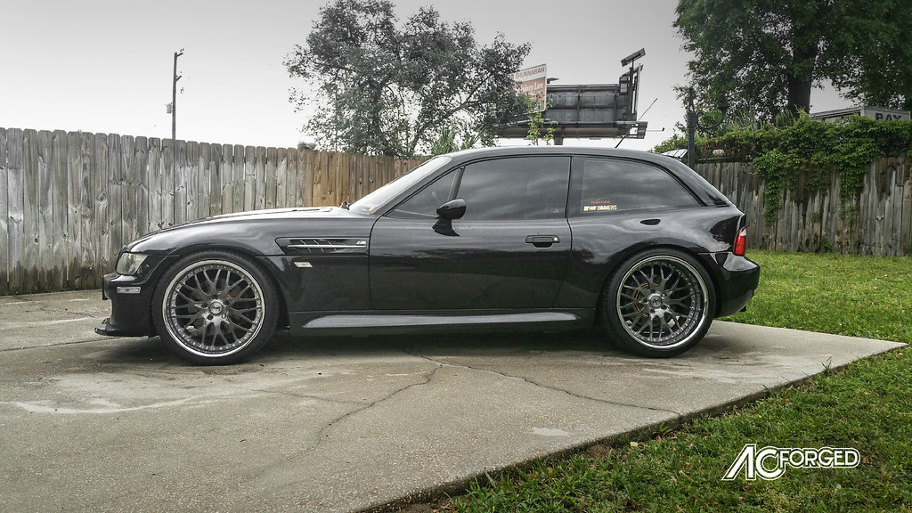 2000 Bmw M Coupe 19 Quot Ac Forged Wheels 313 Wheels Hankook Tires Audiocityusa Bimmerfest