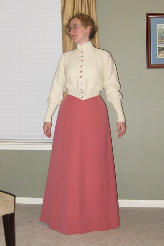 1900s Sports Clothes - Front
