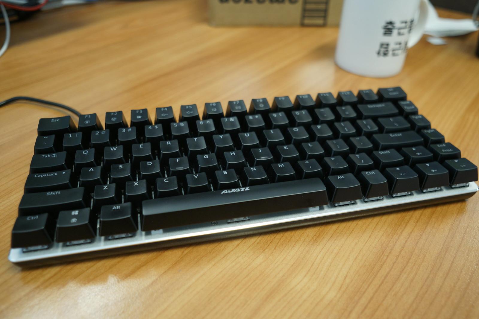 Ajazz Geek AK33