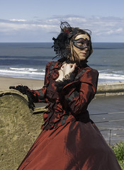 Whitby Goth Weekend April 2016