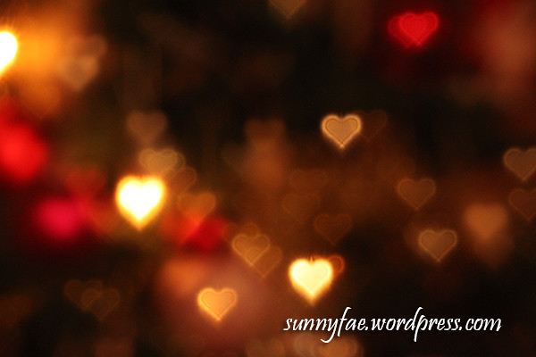 Heart Shaped Bokeh 2