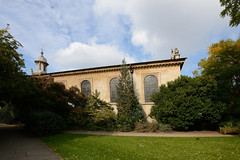 Cambridge in October 2015
