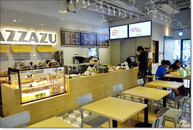 23897875032 8c42cd07b1 z - 『熱血採訪』 查查路.Zazzazu-文心家樂福內平價輕食義大利料理餐廳,份量大兼具美味誠意十足,創意活潑的設計風格很受歡迎。