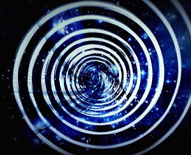 Gravitation ● Spirale
