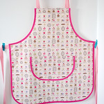 Molly's handmade apron