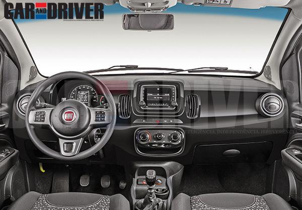 CarsDrive Córdoba Revelan el interior de los nuevos Fiat ...