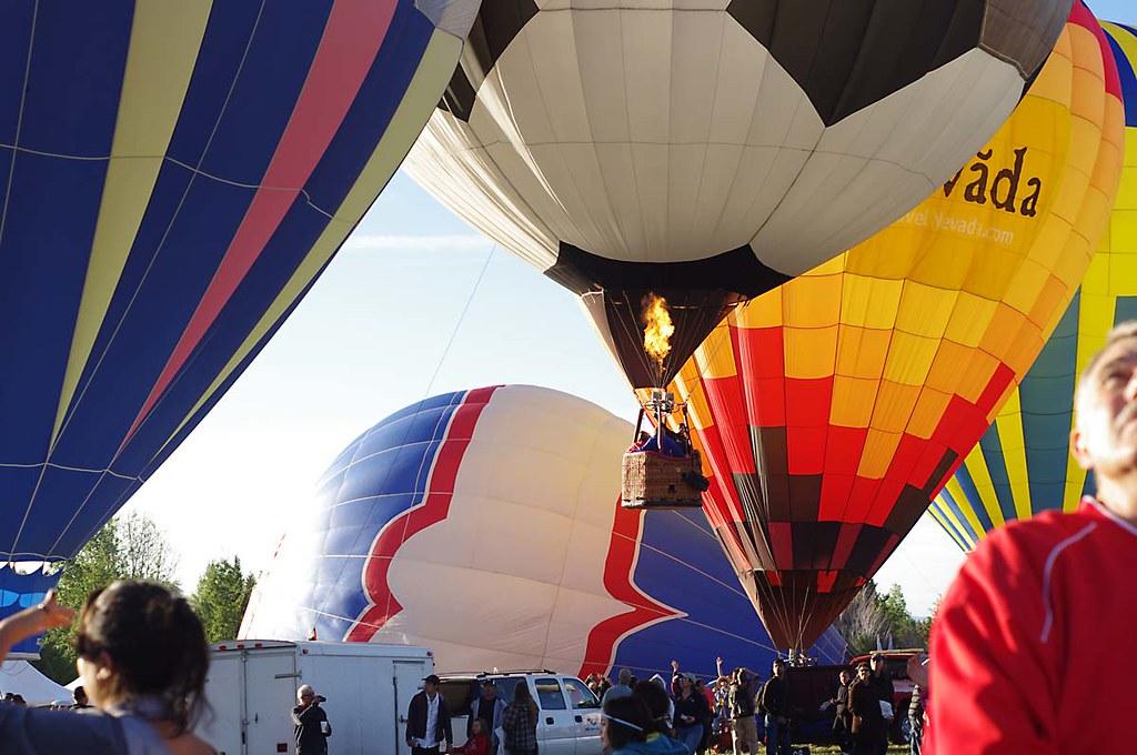 Hot air balloons for Air balloon games