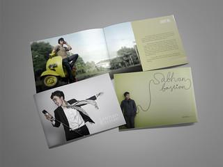 Sabhan Bastian Profile Book