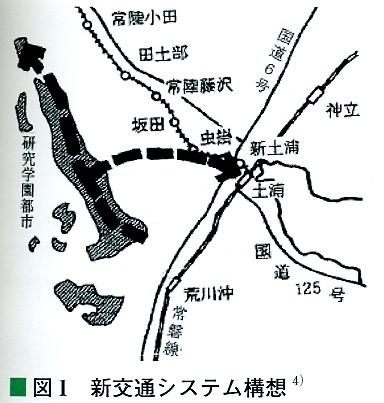 土浦ニューウェイ(筑波研究学園都市新交通システム) (4)