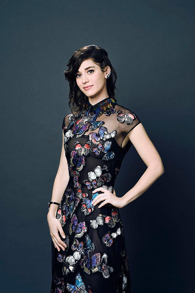 Лиззи Каплан — Фотосессия на «Critics' Choice Awards» 2014 – 2