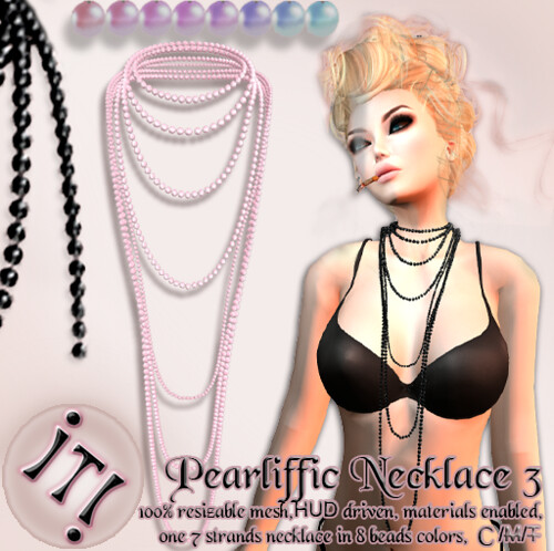 !IT! - Pearliffic Necklace 3 Image