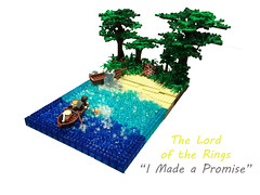 Lord of the Rings- I Made a Promise