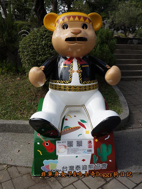 台中公園泰迪熊樂活熊嘉年華49