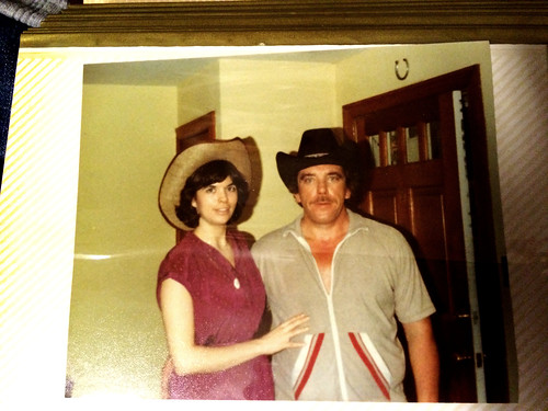 Mom and Uncle Kenny (Circa 1970's)