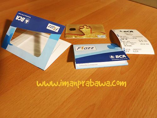 Kartu BCA Flazz