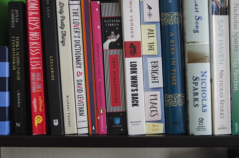 3 bookshelf