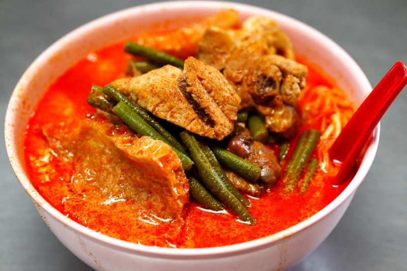 KL Curry Mee