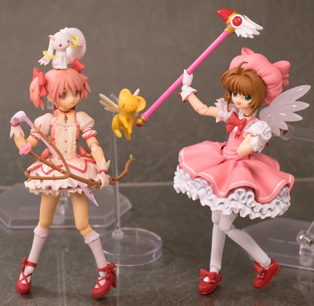 レビュー figma木之本桜さんで遊んでみましょう