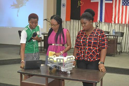 NSBE Ghana Exhibition