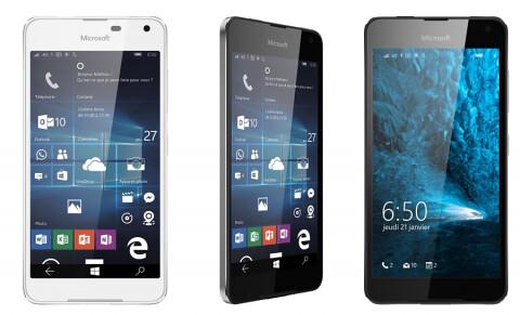 Microsoft Lumia 650 будет стоить €229