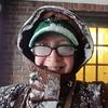 Snowstorm selfie. #snowday