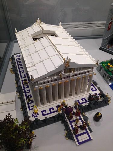 Lego - budowla II