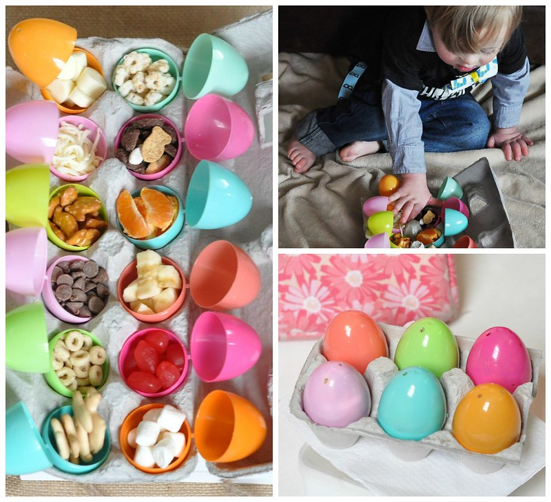 Easter Egg mini-meals