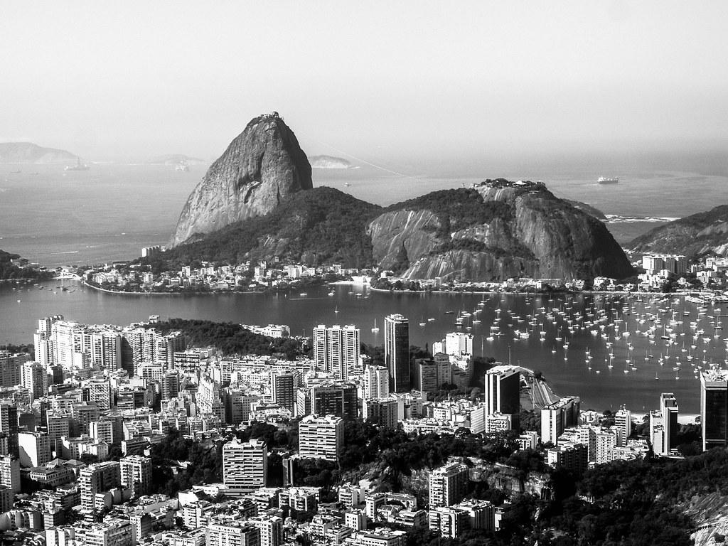 Pao de Acucar (Sugar Loaf) Rio de Janeiro, Brazil