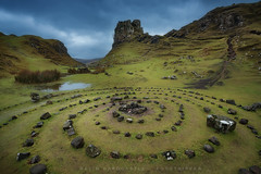 'Hearing Voices' - The Fairy Glen - Isle of Skye