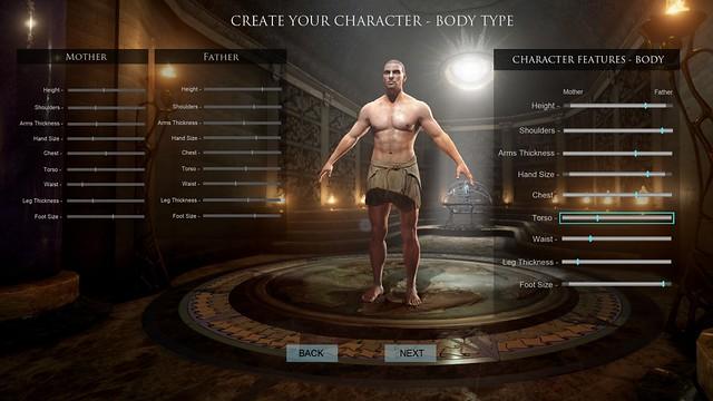 Chronicles of Elyria - CharacterCustomization_body