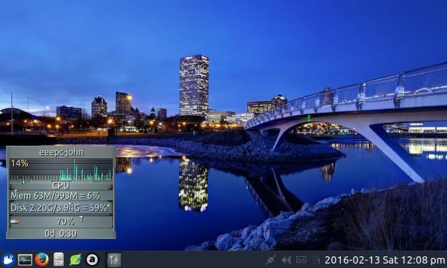 EEEPC Desktop