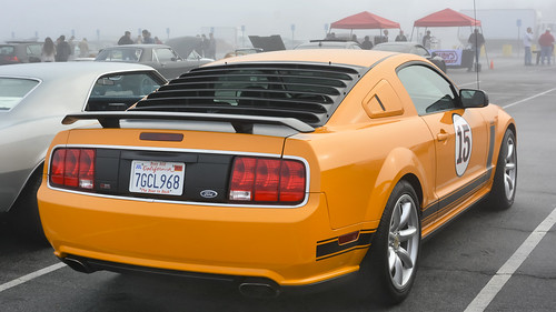 2007 Saleen Parnelli Jones Limited Edition Ford Mustang