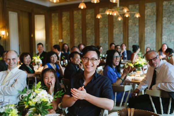 Celine Kim Photography KM Intimate restaurant Cluny Bistro Distillery District Toronto summer wedding-53